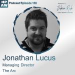 Episode #150 Featuring Jonathan Lucus Social Media