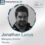Episode #150 Featuring Jonathan Lucus Social Media