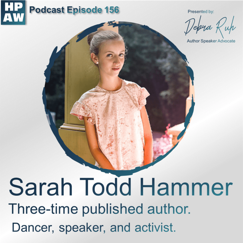 Episode #156 Featuring Sarah Todd Hammer