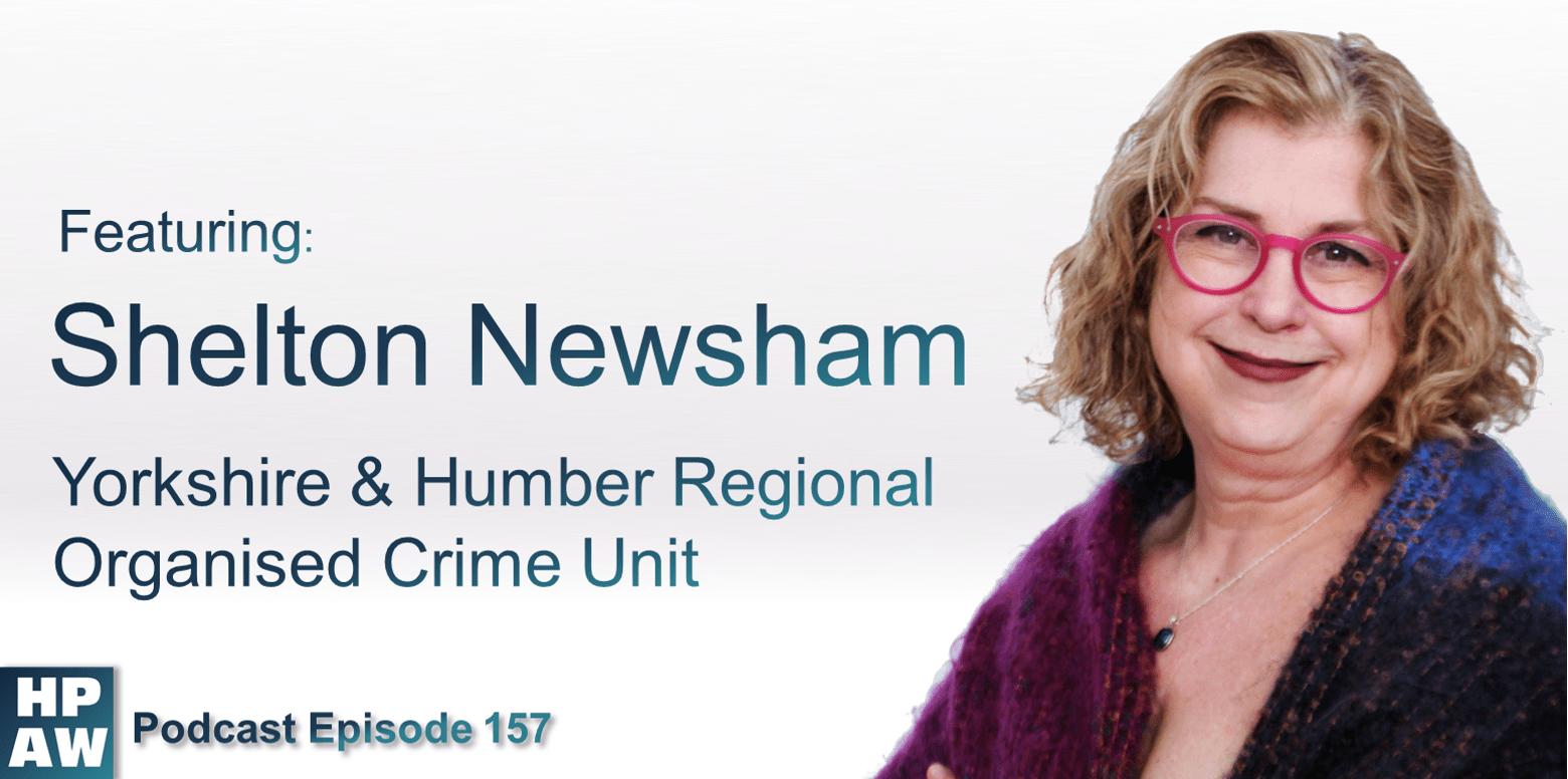 Episode Flyer for #157 Featuring Shelton Newsham