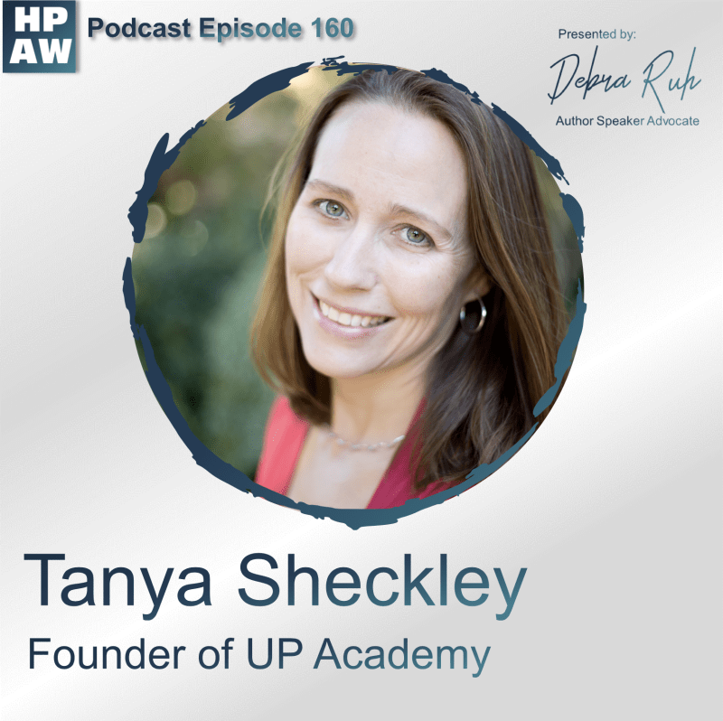 Episode 160: Featuring Tanya Sheckley