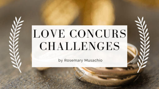 Love Concurs Challenges by Rosemary Musachio
