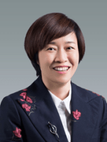 CATHERINE CHEN, DIRECTOR, PRESIDENT OF THE PUBLIC AFFAIRS AND COMMUNICATIONS
