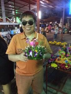 Songkran Soisaklang from Thailand.