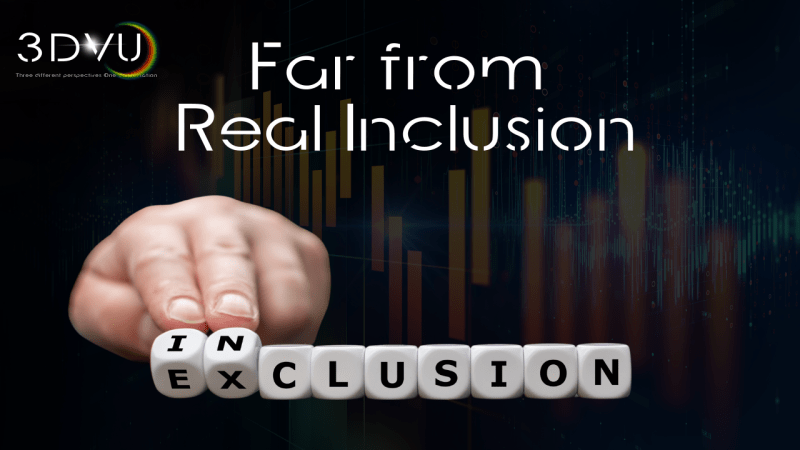 #3DVU​​​ Far Away from Real Inclusion! Episode 6 Season 2