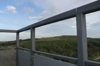 Blick auf das Observatorium
