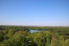 Blick über den Wildförstersee