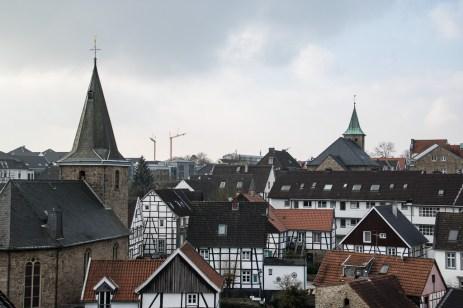 Schöner Blick über die Altstadt