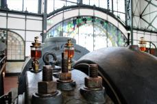 Maschinenhalle Öl und Co