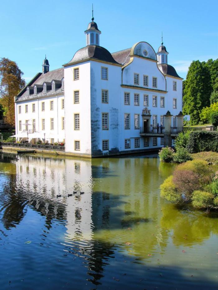 Schloss Borbeck in Essen