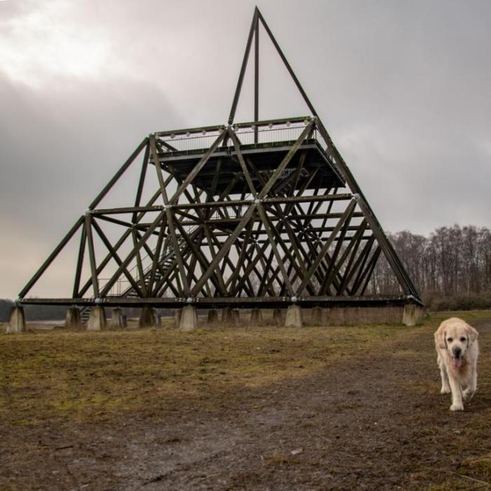 Spurwerkturm in Waltrop