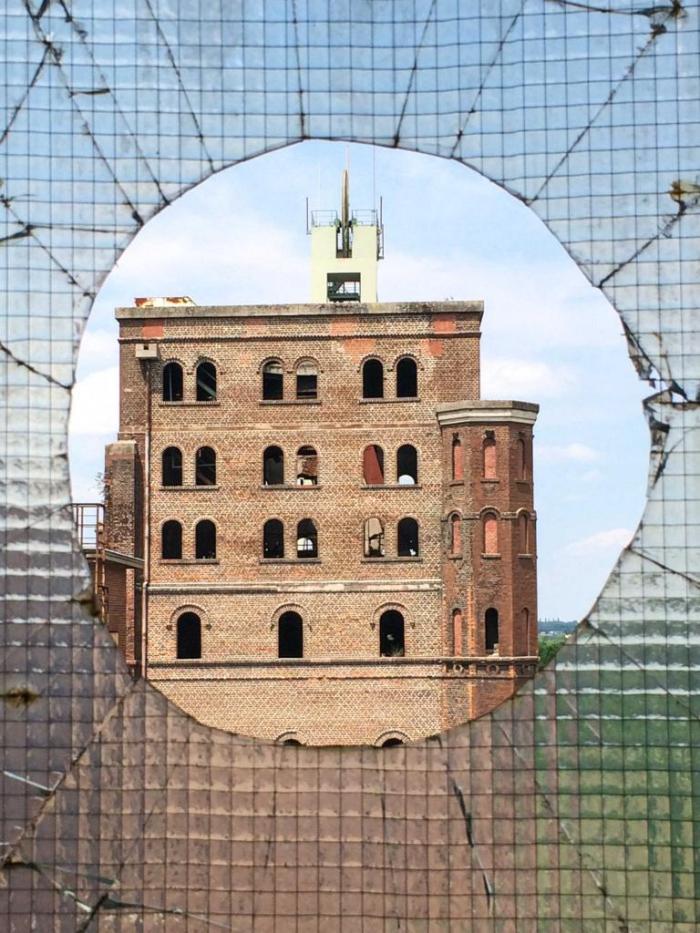 Blick auf den Malakoffturm