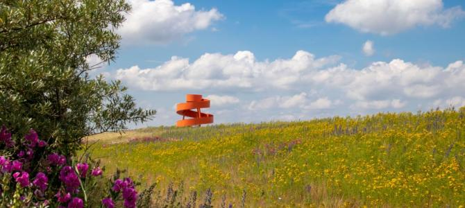 Unterwegs in den Ruhrpott-Mountains –  Ausflugsziel Halde Humbert
