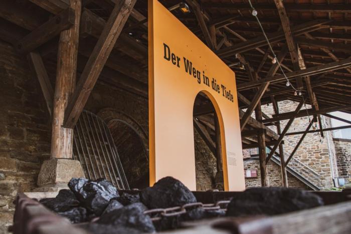 Thema Kohle - Der Weg in die Tiefe
