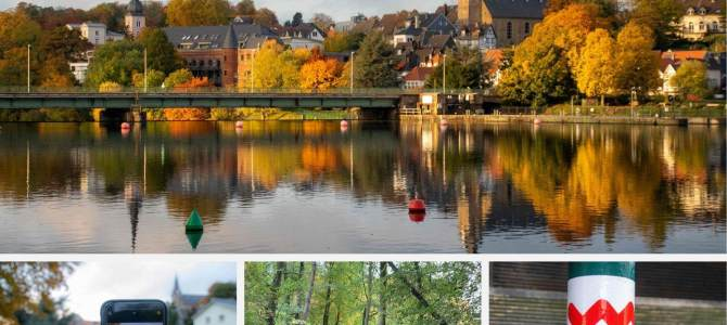 Wandern im Ruhrgebiet – Auf Spuren des Kettwiger Panoramasteigs