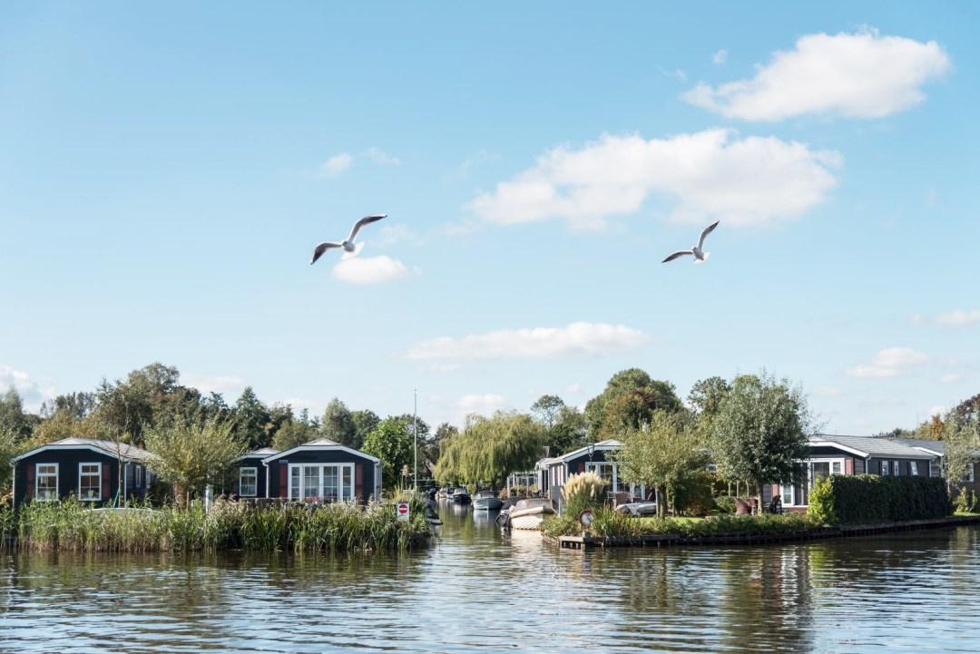 Holland von seiner schönsten Seite: Giethoorn in den Niederlanden