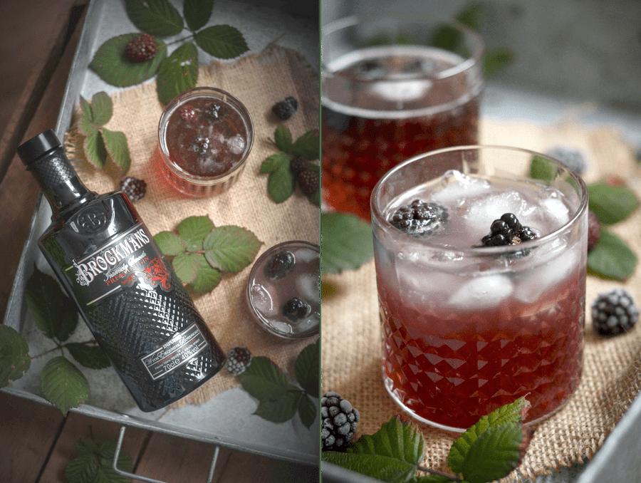 Gin Bramble Rezept