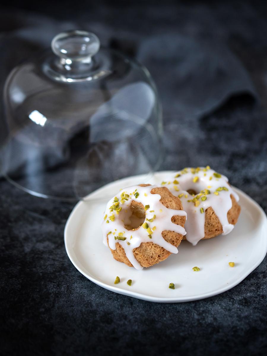 Eierlikörkuchen Mini Gugelhupf Rezept für Rührkuchen zu Ostern