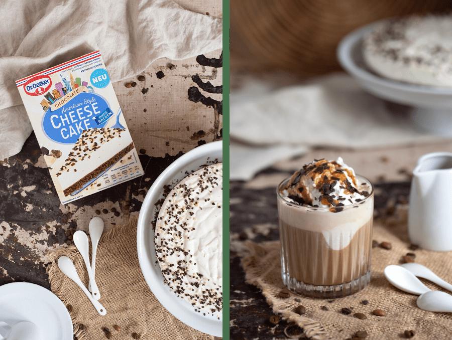 Eiskaffee selber machen: Einfaches Rezept mit leckerem Kaffeesirup