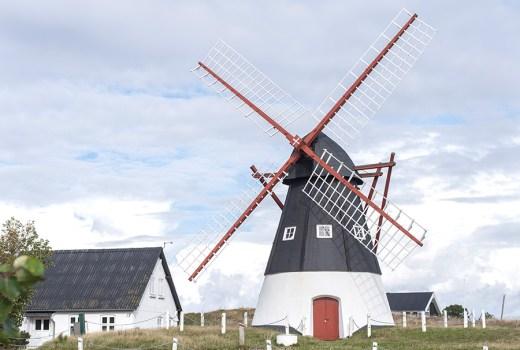 Mühle Mandö in Dänemark