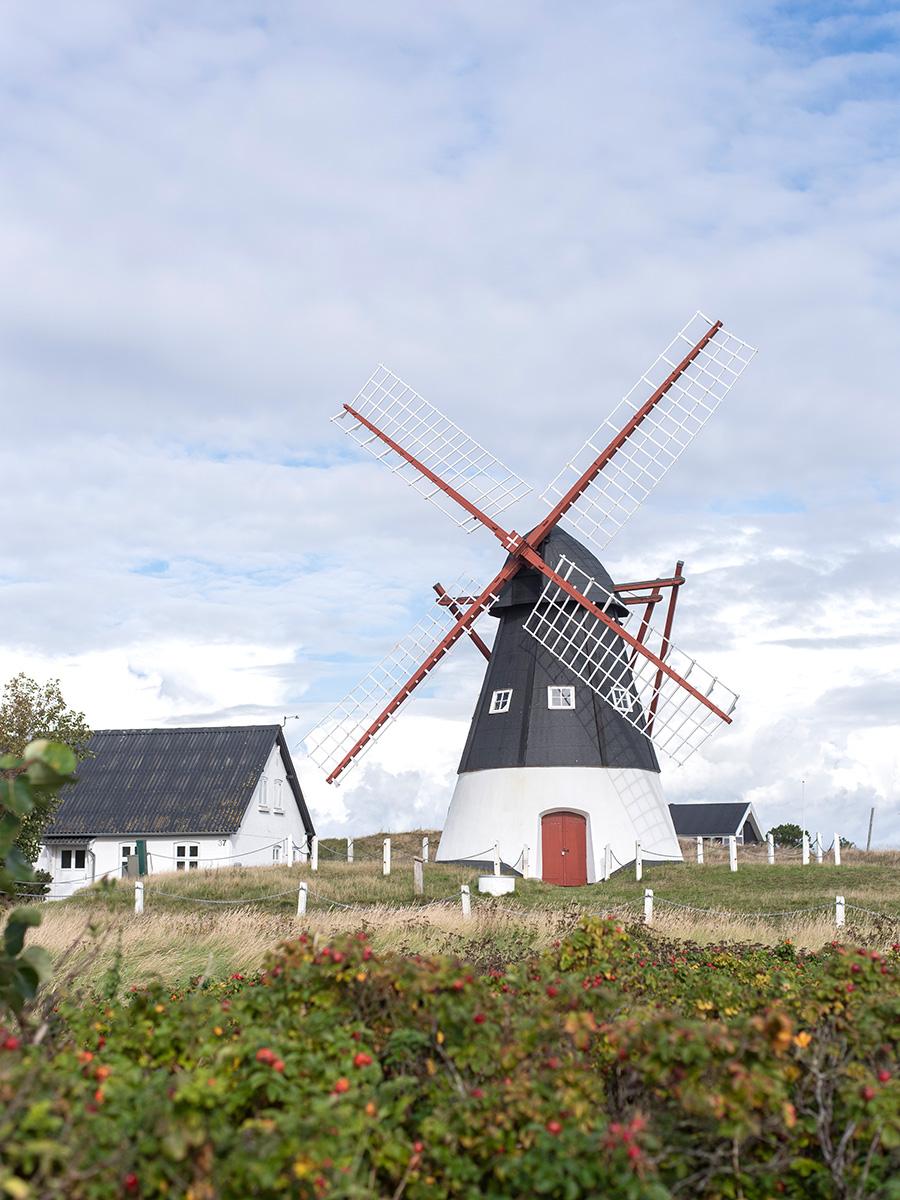 Insel Mandö in Dänemark
