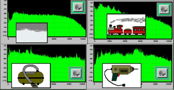 lei do ruído  barulho frequencia