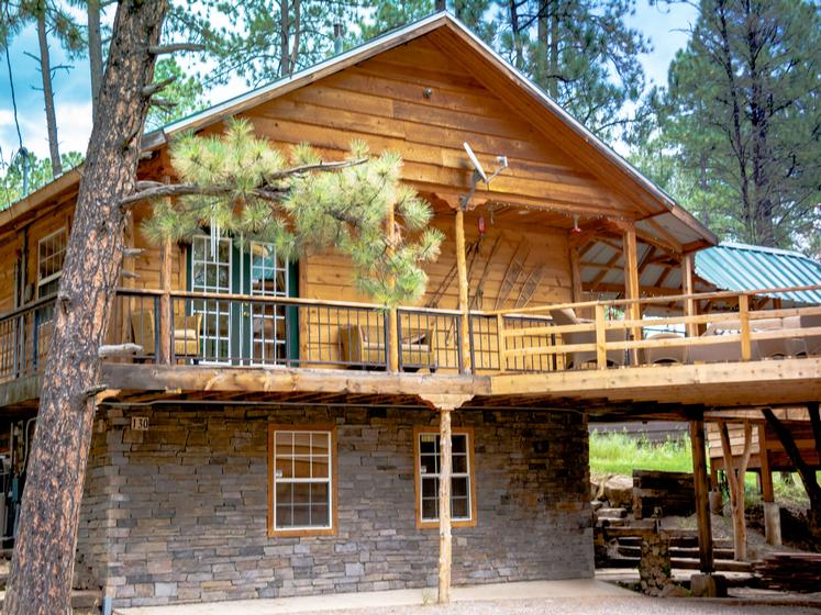 Whispering Pine Cabins