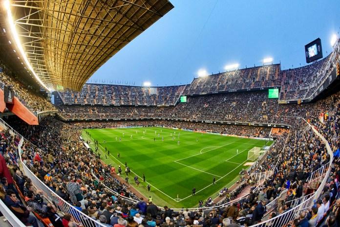 20170222 Liga Valencia CF v Real Madrid