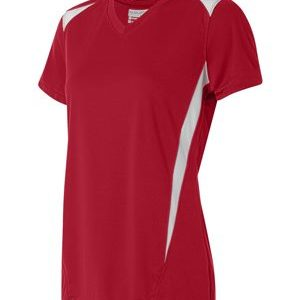Augusta Sportswear - Women's Premier Performance T-Shirt Red