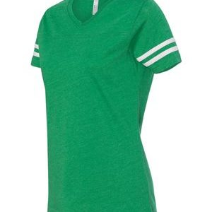 Women's Football V-Neck