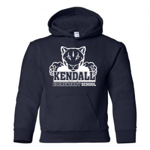 Kendall Elementary School Hooded Sweatshirt