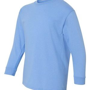 Gildan - Heavy Cotton Youth Long Sleeve T-Shirt