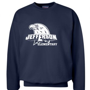 Jefferson Elementary Crewneck Sweatshirt