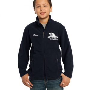 Jefferson Elementary Youth Full Zip Fleece