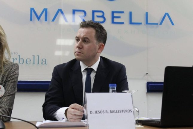 Jesus Ruiz Ballesteros conferencia fiscalidad residencia