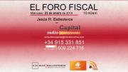Foro Fiscal: Previsión de recaudar 1.200 millones de euros con la Tasa Google