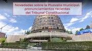 Novedades sobre la Plusvalía municipal: pronunciamientos recientes del Tribunal Constitucional