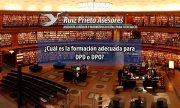 ¿Cuál es la formación adecuada para DPD o DPO? | Ruiz Prieto Asesores
