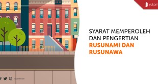 Rusunami dan Rusunawa
