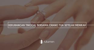 Foto: Fatur Rahman   Kekurangan Tinggal Bersama Orang Tua Setelah Menikah
