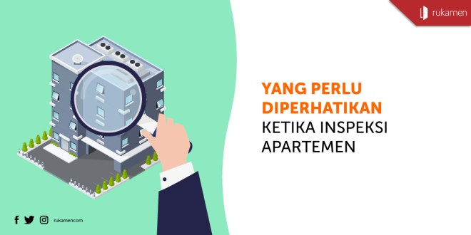 Inspeksi Apartemen