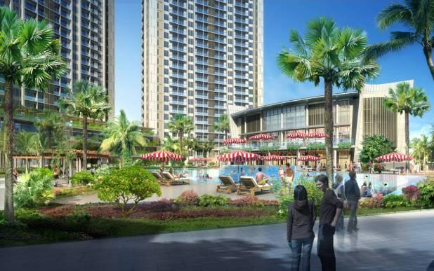 fasilitas apartemen taman anggrek residences