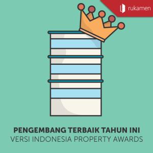 Ini Pengembang Terbaik Tahun 2017 Versi Indonesia Property Awards