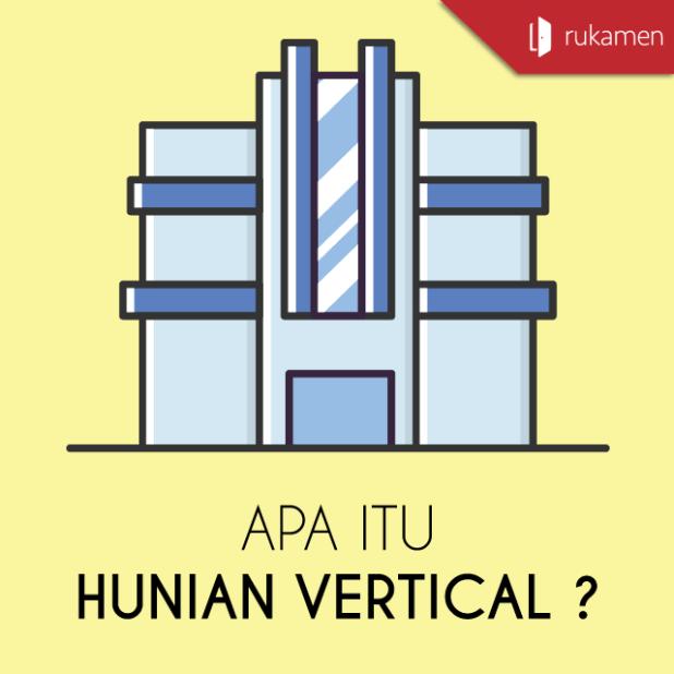 apa itu hunian vertikal
