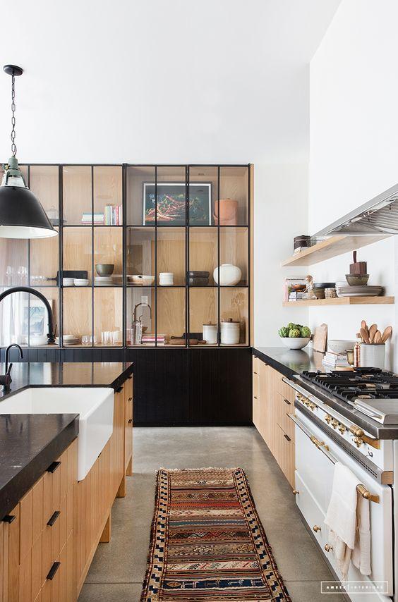 Inspirasi Desain Lemari Dapur