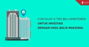 Tips Beli Apartemen untuk Investasi