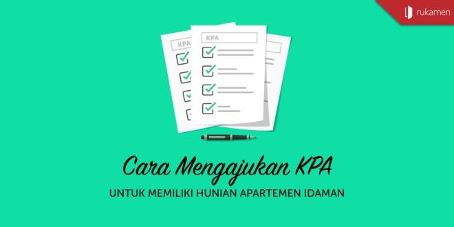 Cara Mengajukan KPA