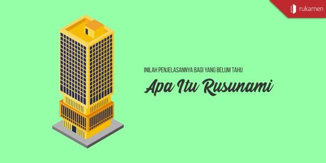 Apa Itu Rusunami