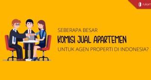 Komisi Jual Apartemen