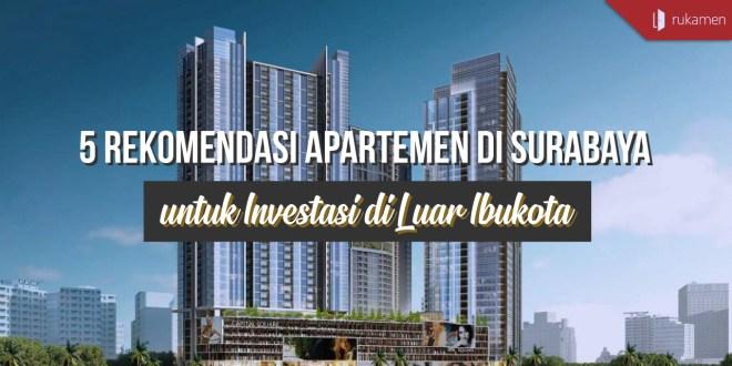 Apartemen di Surabaya